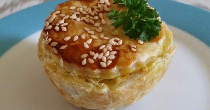 Chicken & Vegetable Pie Filling - Thermomumma