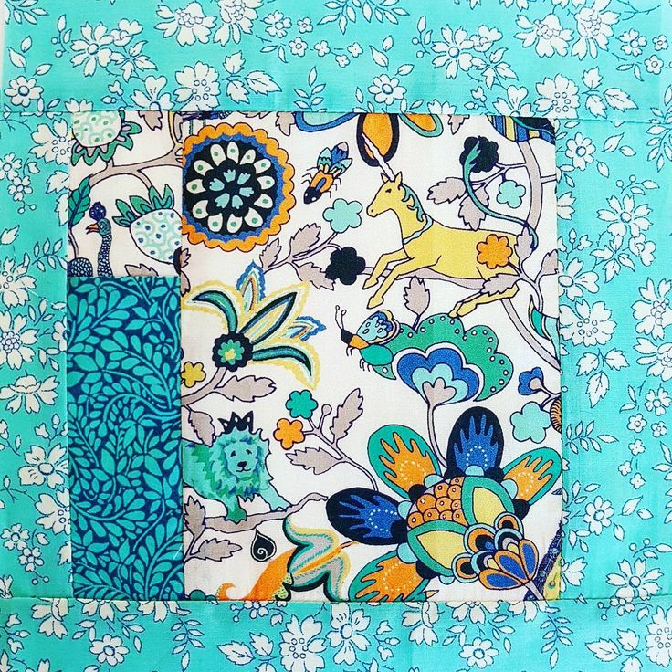 Block #89  Stitchy Sunday what are you sewing today? #libertyinthecity #100days100blocks  @gnomeangel  @sweetlittlepretties  @sunflowerquilting . . . . #libertyfabric #libertyprint #iloveliberty #libertyoflondon #sewliberty #craft #sew #quilt #patchwork #online #colour #color #lawn #tanalawn #thestrawberrythief