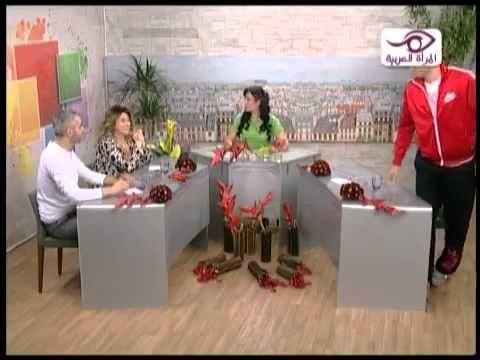 Fadia Chaker Inteview on Arab Women Tv