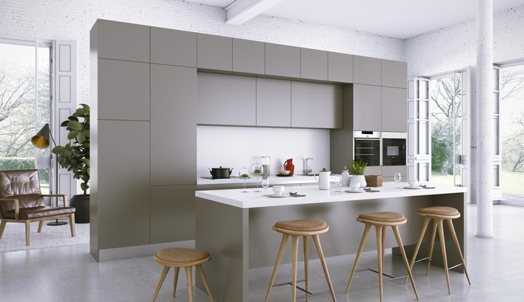 102 best nuestras cocinas images on pinterest kitchens for Muebles de cocina fenix