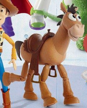 Toy Story Poseable Figure - Bullseye