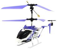 WebRC - Iron Eagle 2 Remote-Controlled Helicopter - Purple