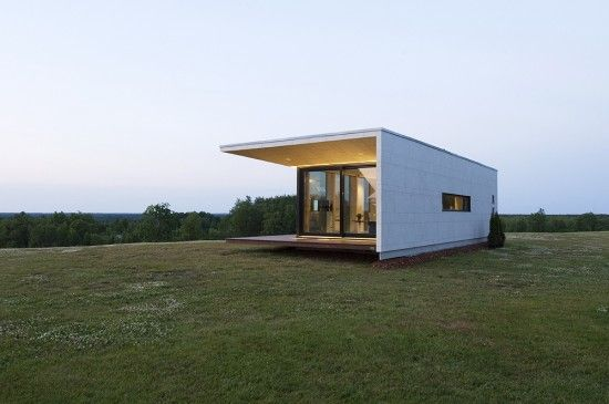 Passion Group Prefab House by Architect 11 and Passion Group I Like Architecture