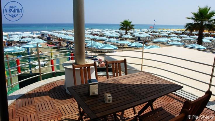 #Restaurant on the beach #loano #liguria #summer Spiagge, Bagni, Stabilimenti Balneari Loano - Savona - PlayBeach - Spiaggia, Bagno, Stabilimento Balneare Virginia Loano - (SV) Liguria - Italy