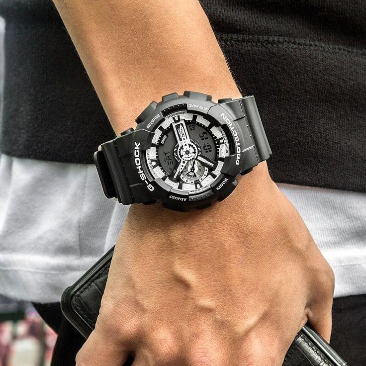 Balanced on both sides of the spectrum.  Link in bio. by gshock_us