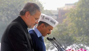 'LG Has No Right to Appoint Delhi Chief Secretary'