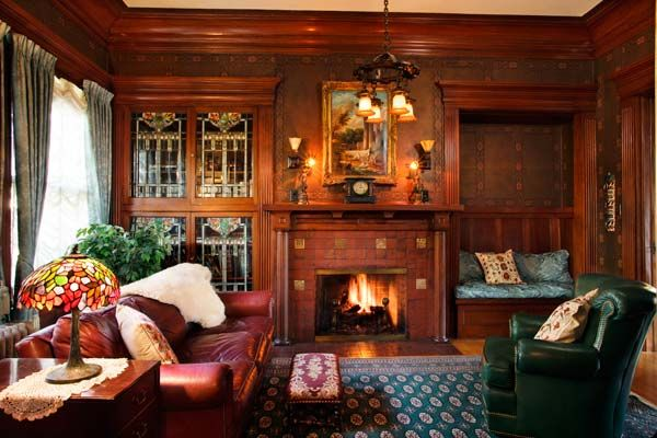 Restoring An Eclectic Mansion Mansions Old Houses And