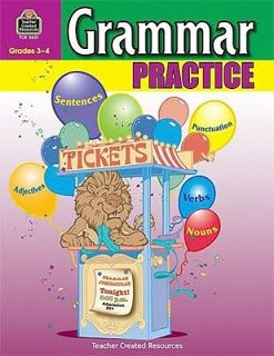 Grammar Practice G 3-4