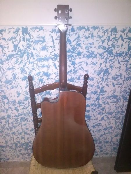 chitarra acustica SIGMA BY MARTIN & Co.