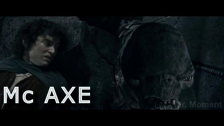 Mc AXE   Glor.io - Битва в мории   Властелин колец