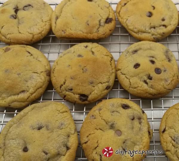 Cookies αφράτα σαν αγοραστά! #sintagespareas