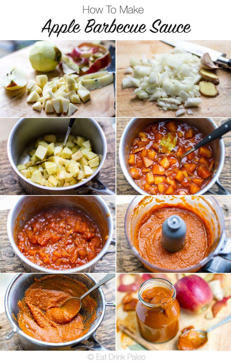 Paleo Barbecue Sauce with Apple and Cinnamon http://eatdrinkpaleo.com.au/paleo-barbecue-sauce-with-apple-cinnamon/