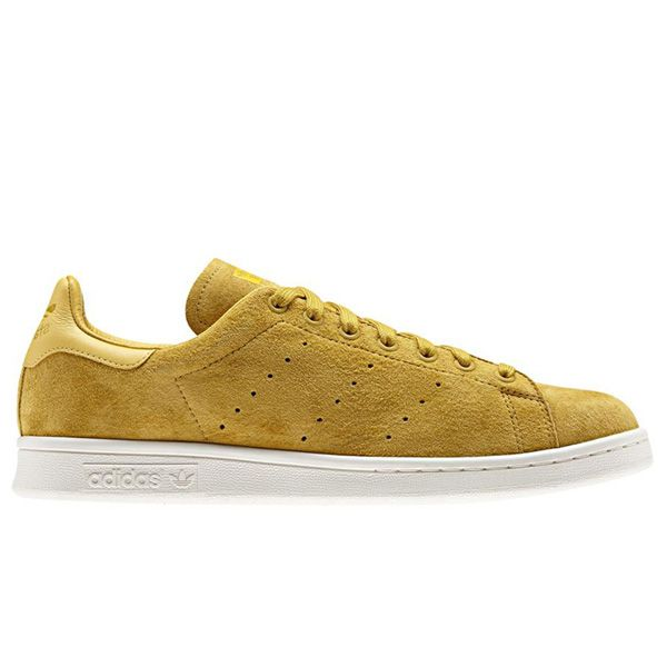 #adidas Originals Stan Smith Spice Yellow/Fade Gold #sneakers