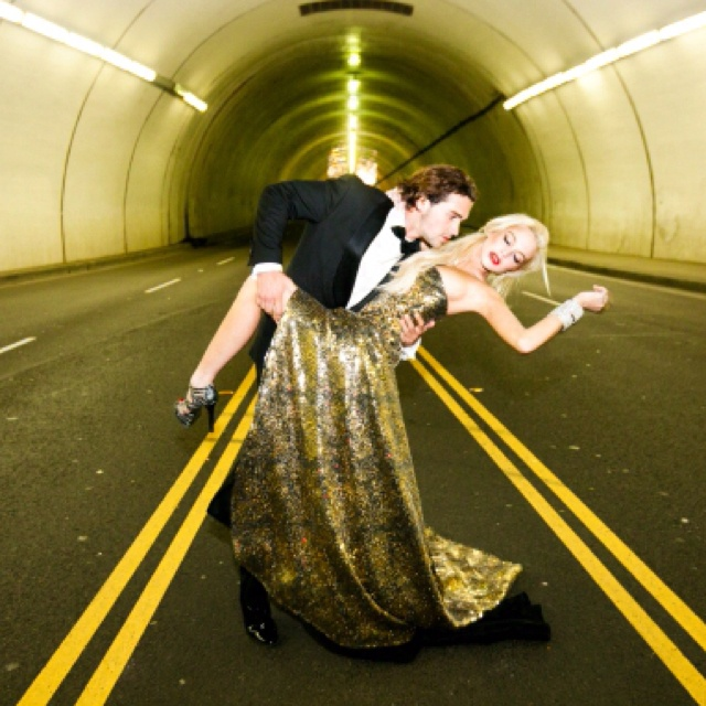 Great dress. Linds by Tyler Shields