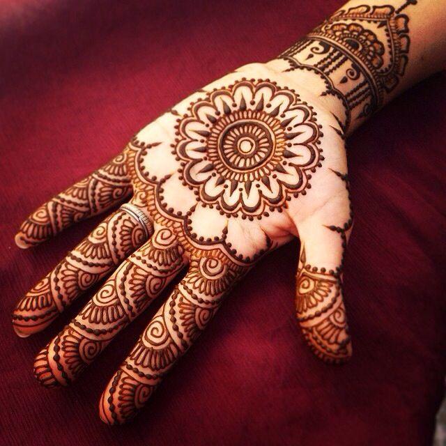 Henna Designs Simple For Palm Makedes Com
