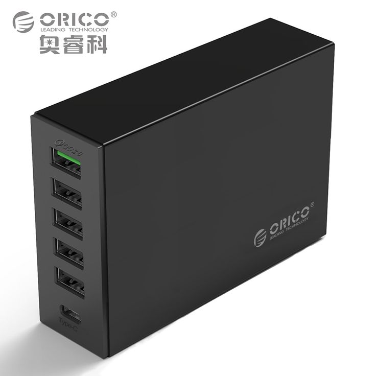 BUY now 4 XMAS n NY. Type-C QC2.0 Quick Charger, ORICO 6-ports Charger 5V2.4A 9V2A 12V1.5A Type-C 3.1A Mobile Phone Charger for iPhone Samsungmore *~* View this trendy piece in details on  AliExpress.com. Just click the VISIT button. #noeldeco