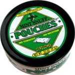 Mint Snuff herbal chew - non-tobacco chew, quit chewing tobacco