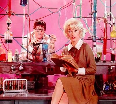 The Nutty Professor (1963). I loved any movie with Jerry Lewis when I was a kid.