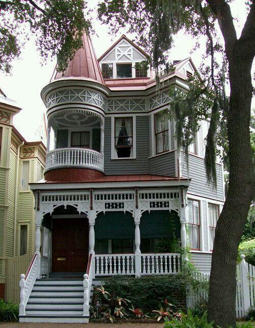 les 94 meilleures images du tableau victorian sur pinterest maisons anciennes architecture et. Black Bedroom Furniture Sets. Home Design Ideas
