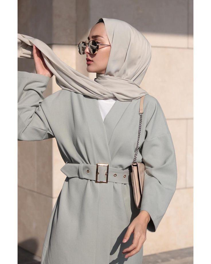 Hijab Fashion Summer 2019 #hijabdress #muslimahoutfit #modesty