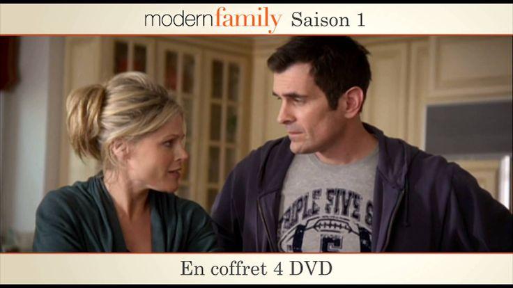 Bande Annonce Modern Family saison 1  - Jean Cavard Voix off