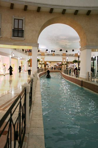 Qatar - Villaggio Shopping Mall, I was here and blown away this is inside the mall.