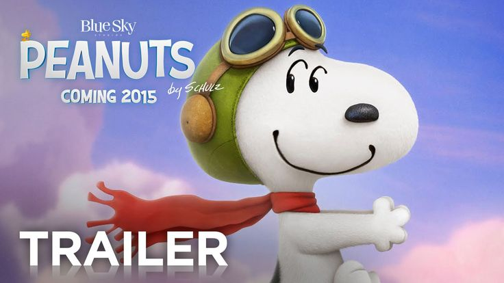 """They got it right! """"The Peanuts Movie"""" Official Trailer [HD]"""