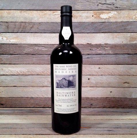 Baltimore Rainwater Rare Wine Madiera – Faubourg Wines