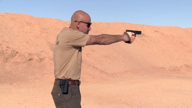 Rob Pincus discusses the importance of empty chamber carry and why it is important to carry your firearm responsibly.