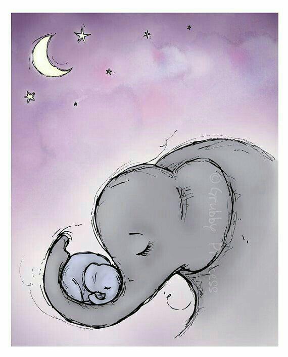 Sweet Elephant Night Alabama – Heather Flaherty
