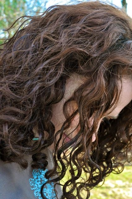 My Merry Messy Life: My Organic Curly Hair Regimen - How to Have Gorgeous Curls