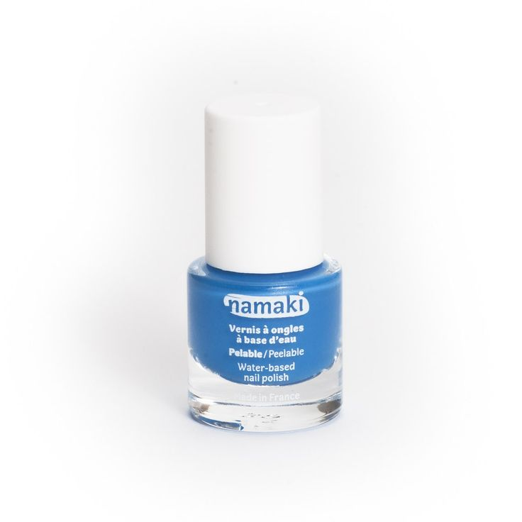 Doux Good - Namaki - Vernis pour enfant 08 Bleu ciel - vernis eau