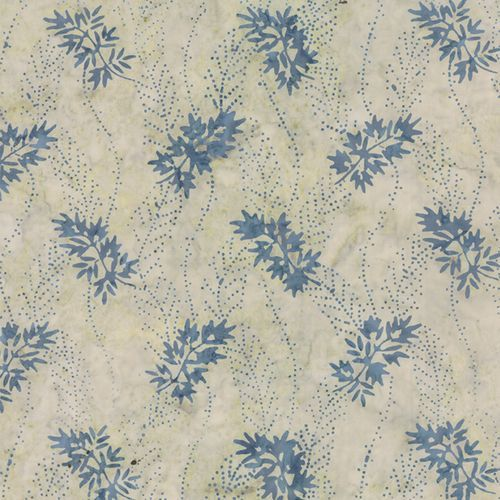Blue Barn Ice 42279 14 Light Blue Batiks