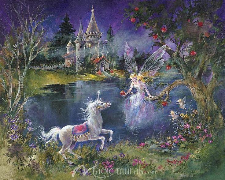 Morning Snowflake | Beautiful fairies, Fantasy fairy