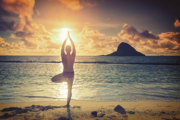True Sunrise Salutations in Oahu