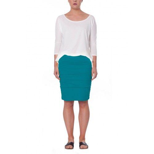 SHAE Skirt - Teal