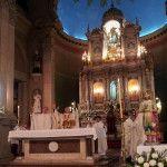 El Obispo dio gracias a Dios por sus 32 años de sacerdocio en la celebración de San Fernando