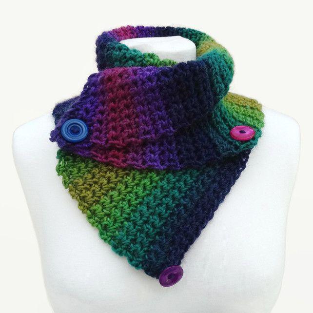 78+ ideas about Crochet Neck Warmer on Pinterest ...