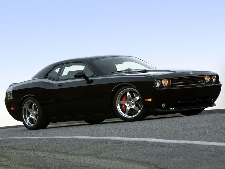Hennessey Dodge Challenger SRT600 - take that environmentalists. LOL!!