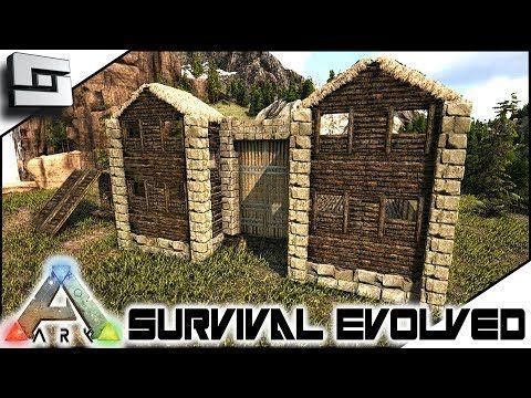awesome ARK: Survival Evolved - Base Building Begins! E5