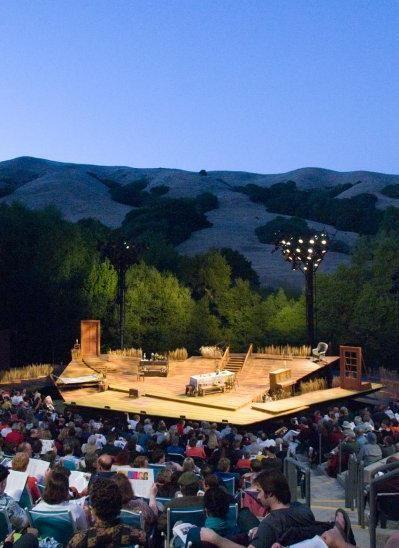 California Shakespeare Theatre, Orinda, CA
