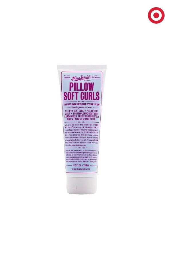 Soft curls while you sleep? Yes, please! Just massage into wet hair before bed and wake-up with pillow-soft curls.
