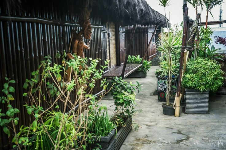 Kampong Tourist Hostel, Malang, Java. Indonesia
