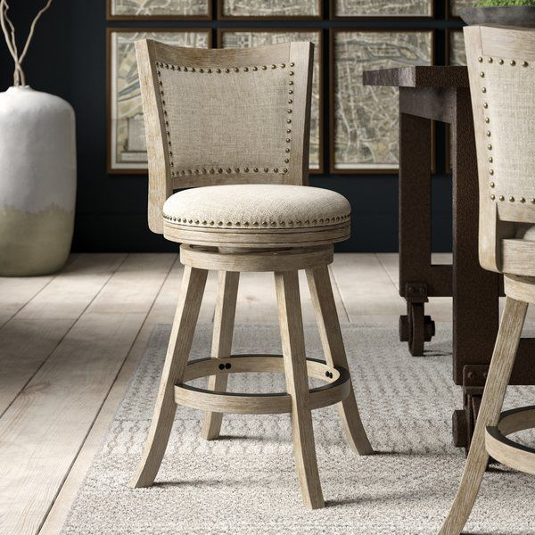 Joanne 24 Swivel Bar Stool Thoughts With Images Bar Stools With Backs Bar Stools Swivel Bar Stools