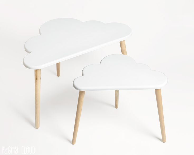 Cloud Coffee Table Set — Pygmy Cloud