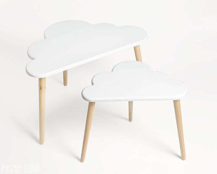 Cloud Coffee Table Set — Pygmy Cloud