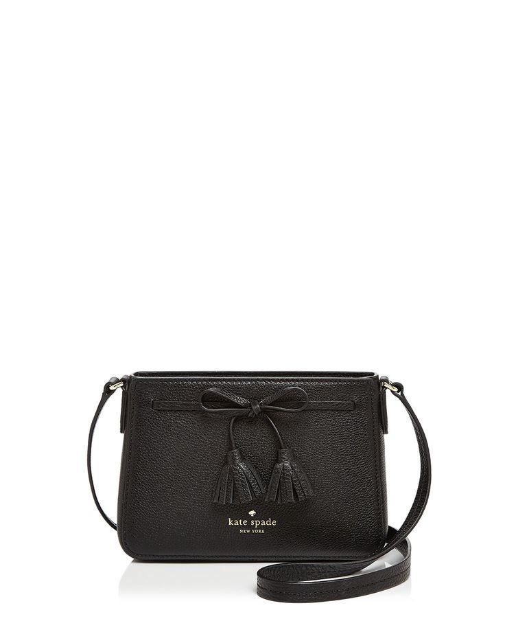Kate Spade - Hayes Street Eniko Leather Crossbody  Bag