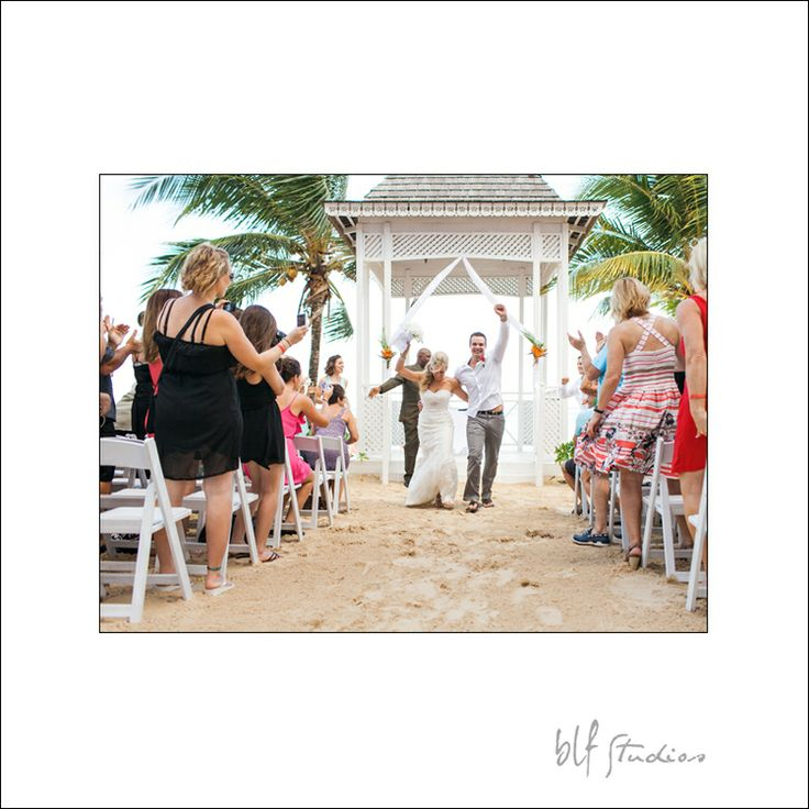 Ocho Rios, Jamaica Destination wedding with a Winnipeg couple
