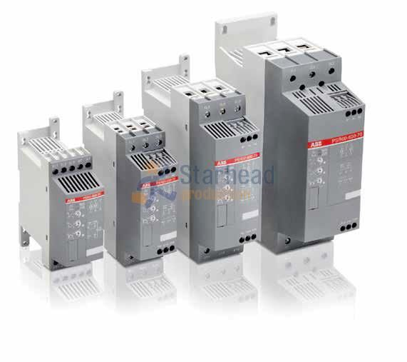 ABB soft starter Compact PSR range softstarter PSR16 600 70 7.5KW 208 600V DIN rail mounting 1SFA896107R7000-in Electronics Production Machinery from Electronic Components & Supplies on Aliexpress.com | Alibaba Group