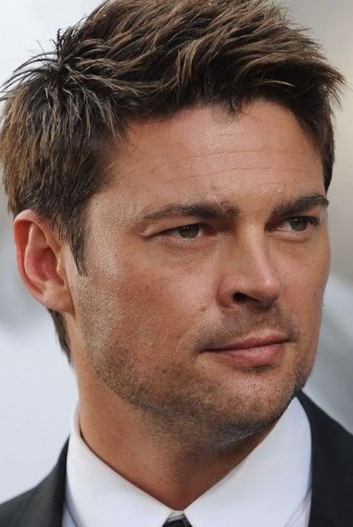 Karl Urban...just realized this guy was Eomer in LOTR